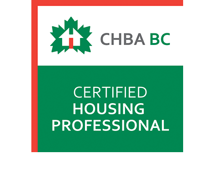 CHBA BC Certified Housing Professional
